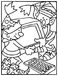 Crayola Christmas Coloring Pages regarding Motivate in coloring ...