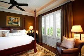 bedroom paint ideas brown. Brown Wall Paint And Curtains For Bedroom Decorating Ideas T