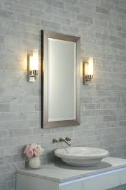 chrome bathroom sconces. Delighful Sconces Contemporary Sconces Bathroom Applied In Sides Of  Double Framed Mirror For Wall Sconce   Inside Chrome Bathroom Sconces U