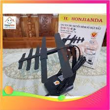 ANTEN Thông Minh 360 Kỹ Thuật Số DVB T2 Model HJD 102 T2 (Chính Hãng) - Ăng  ten tivi trong nhà