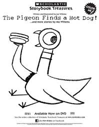 Small Picture The Pigeon Finds a Hot Dog Parents Scholasticcom