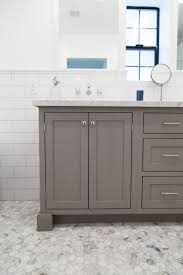 modern bathroom cabinet doors. Modern Shaker Style - Grey Vanity With Inset Doors By Rafterhouse Bathroom Cabinet T