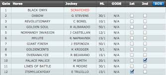 Exacta Horse Racing Betting Exacta Box Explained