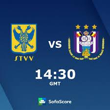 Sint-Truidense VV RSC Anderlecht Live Ticker und Live Stream - SofaScore
