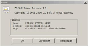 IceCream Screen Recorder License Key