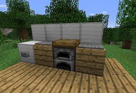how to make a couch in minecraft. Brilliant Make Kitchen Throughout How To Make A Couch In Minecraft S