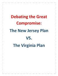 Venn Diagram Virginia Plan And New Jersey Plan The Virginia Plan Worksheets Teaching Resources Tpt