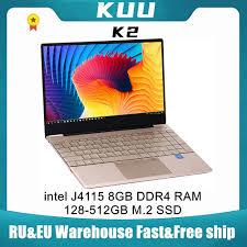 <b>KUU K2</b> For <b>Intel Celeron</b> J4115 14.1 inch IPS Screen All Metal ...