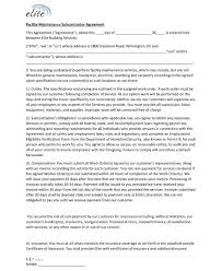 Subcontractor Agreement Format 16 Subcontractor Agreement Examples Pdf Word Examples