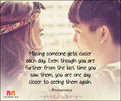 40 Long Distance Love Quotes For Her To Make An Impression Gorgeous Long Distance Love Quote For Her