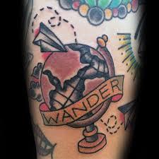 Tetování Na Zápěstí Letadlo