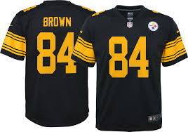 Color Steelers Pittsburgh Rush 2017 Jersey