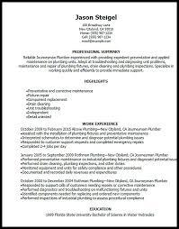 journeymen plumber resume template   good resume samplejourneymen plumber resume template