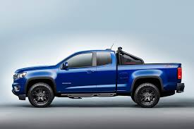 2016 CHEVY COLORADO TRAIL BOSS   Muscle Horsepower