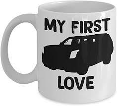 Shipped with usps priority mail. Amazon Com Cadillac Escalade Mug Ceramic Mug For Coffee And Tea 11oz And 15oz Made In The Usa Coffee Cups Mugs