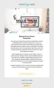 Mailchimp Responsive Design Template Mailchimp Email Newsletter Template Design Html Responsive