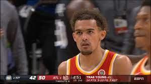 NBA Above the Break: Trae Young ist der Breakout-Star der ersten  Playoff-Runde - und das perfekte Feindbild