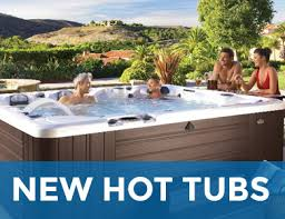 New Hot Tubs For Sale