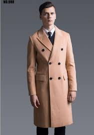 classic style men s slim wool trench coat male cashmere long coat men autumn winter clothing overcoat s 6xl from caeley 171 96 dhgate com