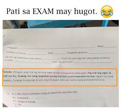 25 Hugot Exams Every Student Will Relate To