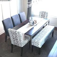 Dining Room Tables With A Bench Unique Decorating Ideas