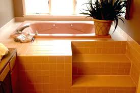 cost to refinish clawfoot tub large bathroom with a tub required additional masking to protect the room