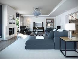 modern european living room design