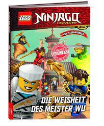 LEGO NINJAGO - Die Weisheit des Meister Wu Buch versandkostenfrei bei  Weltbild.de bestellen