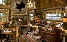 Mountain Cabin Decor Spotlight On Rocky Mountain Cabin Decor The Best Rustic Furniture