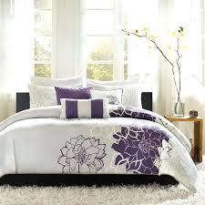 purple cotton king size duvet cover dark twin xl