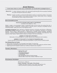 Engineering Student Resume Sample 60 Resume Examples for College Students Engineering 5