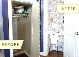 home office closet ideas storage organization solutions tiny space turn a into charming or office closet ideas r20 ideas