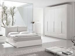 white modern master bedroom. Bedroom:Cool White Modern Bedroom Design Ideas With Headboard And Bedsheet Also Light Master