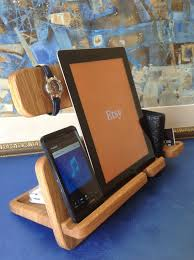 anniversary gifts for men watch and eye dock desk organizer iphone docking station