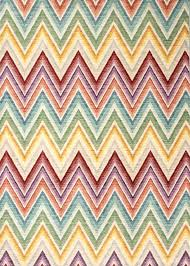 zig zag rug a vibrant zigzag design using a multitude of colours and a rous sheen zig zag rug