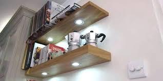 shelves with lights m furniture floating home ideas led shelf recessed lighting wall shelv