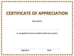 Blank Certificate Template For Word Woodnartstudio Co