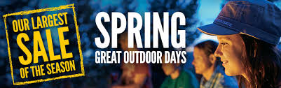 be sure to join us march 10 11 for spring great outdoor days 1 we will have interactive events saay and sunday