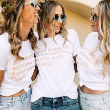 the best bachelorette party shirts that won t embarrass you