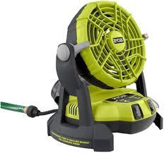 the best outdoor misting fan in 2021