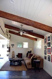 Vaulted Ceiling Master Bedroom Beam Gray Wall Google Search - Nurani