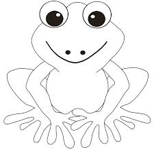 Frog Template Animal Templates Free Premium Templates
