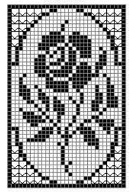 Filet Crochet Charts And Graphs Free Graph Paper For Crochet Lamasa Jasonkellyphoto Co