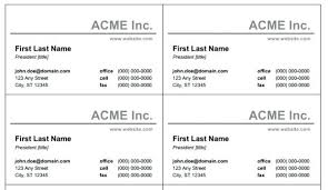 download word for free 2010 name card template word free business templates for office sample