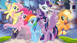 my little pony the wallpaper