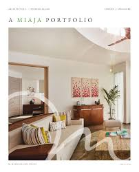 Interior Design Hospitality Giants 2015 Miaja Design Group Portfolio Magazine 2019 By Aime Aime