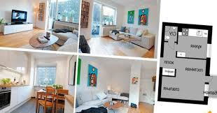 Tiny Studio Apartment Design Unique Design