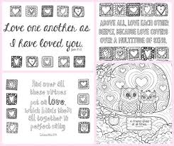 Small Picture Heart Doodle Coloring Pages 1111