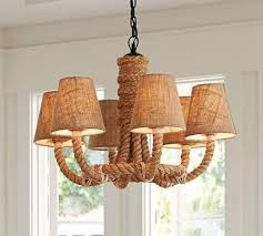 pretty looking mini chandelier lamp shades deltaqueenbook exceptional burlap lovely home interior 29 fabric gold