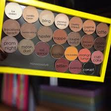 makeup geek eyeshadows are as amazing as mac i got them in pans you